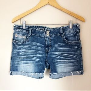 Amethyst series 31 Jean Shorts 11